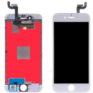 IPhone 6S Skjerm hvit