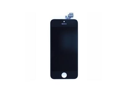 iphone 5s skjermen er svart