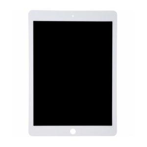 iPad skjerm