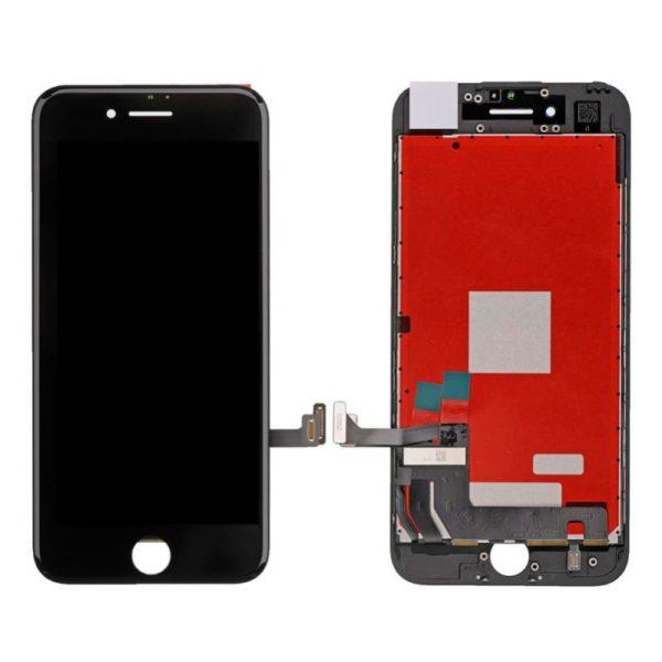 IPhone 8 Skjerm Svart