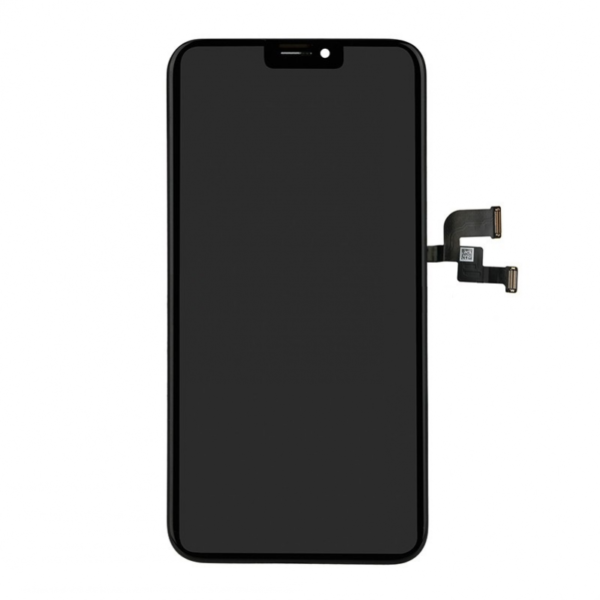 iphone XS LCD svart