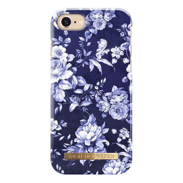 iDeal Fashion Case til iPhone 6/6S/7/8 - Sailor Blue Bloom