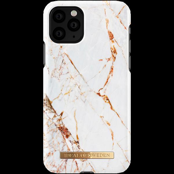 iDeal Fashion Deksel for iPhone 11 Pro - Carrara Gold