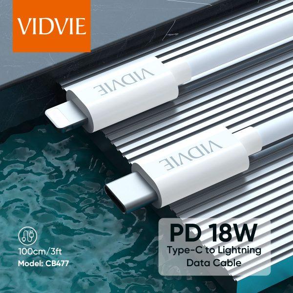 vidvie type c to lightning cable fremstilling 1