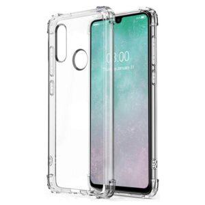 Huawei p30 lite gjennomsiktig myk deksel